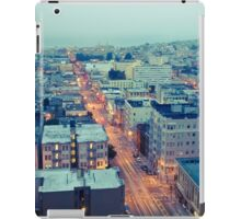 Powell Street at 6am iPad Case/Skin