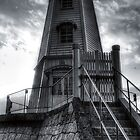 The Old Sakai Lighthouse by LeesDynasty