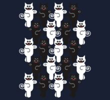 MARCHING CATS Kids Clothes