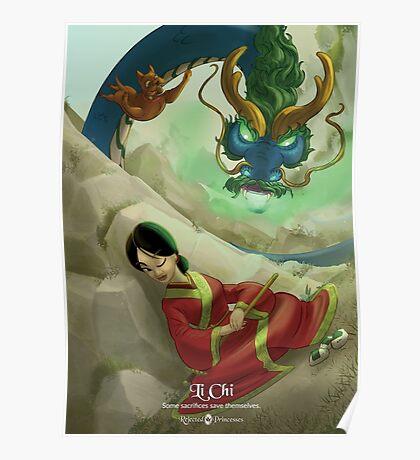 Li Chi - Rejected Princesses Poster