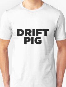 Drift Pig's Signature Tee Unisex T-Shirt