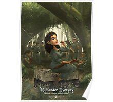 Kumander Liwayway - Rejected Princesses Poster