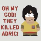 Oh My God! They Killed Adric! by Brian Edwards