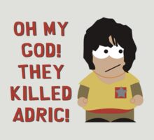 Oh My God! They Killed Adric! by Brian Edwards
