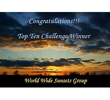 WWS Group - Challenge Entry Photographic Print