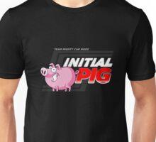 Initial Pig Shirt Unisex T-Shirt