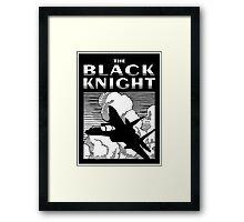 The Black Knight F15 Framed Print