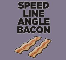 Speed Line Angle Bacon Kids Clothes