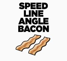 Speed Line Angle Bacon Unisex T-Shirt