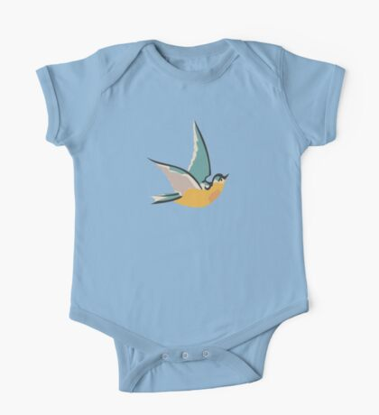 putting a bird on it One Piece - Short Sleeve