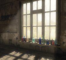 Sun Patch by Cynthia Decker