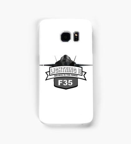Believe in the force Samsung Galaxy Case/Skin