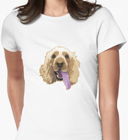 Brandie Womens Fitted T-Shirt