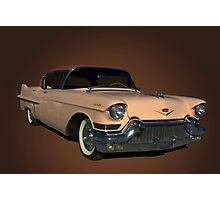 1957 Cadillac Sedan DeVille Photographic Print