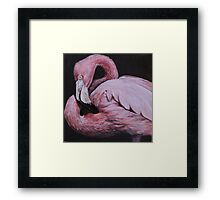 Pink Ribbon (1 of 3) Framed Print