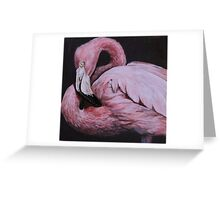 Pink Ribbon (1 of 3) Greeting Card