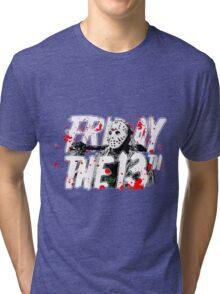 Friday the 13th Tri-blend T-Shirt