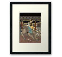 Pasiphae - Rejected Princesses Framed Print