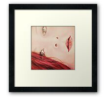 Pink Ribbon 3 (1 of 3) Framed Print