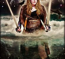 Viking Warrior by prelandra