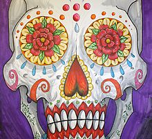 Calavera by Joe Fernandes