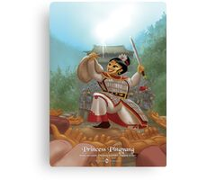 Princess Pingyang - Rejected Princesses Canvas Print