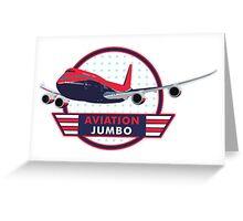Aviation Wizard Greeting Card