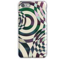 Glitch Ripples iPhone Case/Skin