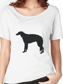 Borzoi Women's Relaxed Fit T-Shirt