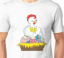 Chick and Eggs Unisex T-Shirt