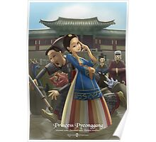 Princess Pyeonggang - Rejected Princesses Poster
