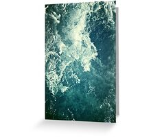 Water III Greeting Card