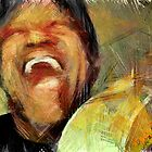 Bobby Womack by karateman