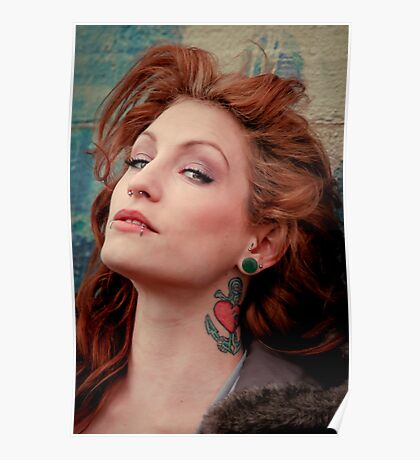 Introducing Alyssa Marie Papaleo Poster