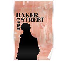 Baker Street Poster Poster