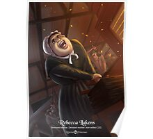 Rebecca Lukens - Rejected Princesses Poster