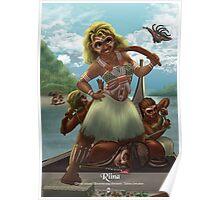 Riina - Rejected Princesses Poster