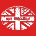 one direction by ihsbsllc