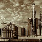 Corn drier. by Richard Fortier