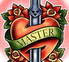 Master Sticker