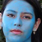 The Coloured Girl - La Señorita Colorada by Bernhard Matejka