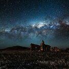 Milky Way Galaxy Ruins by pablosvista2