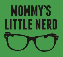 Mommy's Little Nerd Baby Tee