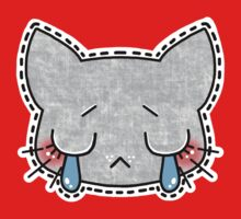Sad Kitty Kids Tee