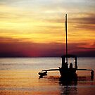 Sunset In Darwin by Eve Parry