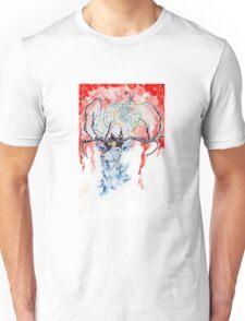Deer Spiderweb Unisex T-Shirt