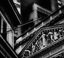 New York Stock Exchange #2 by Paul Politis