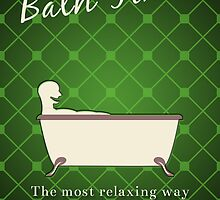 Bath Time! by the50ftsnail