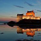 Eilean Donan Twilight by Stuart Blance
