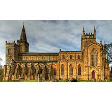 Abbey Church of Dunfermline Photographic Print